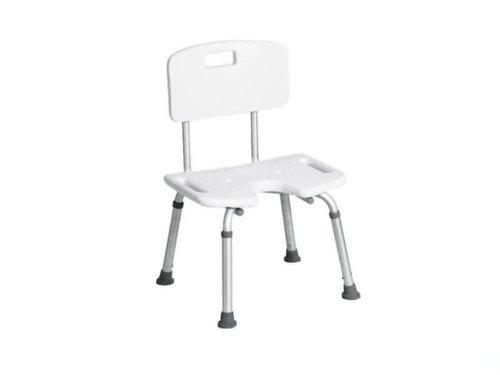 Taborety i krzesła prysznicowe, nakładki, ławki