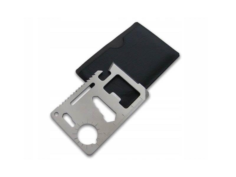 Multitool – metalowa karta przeżycia