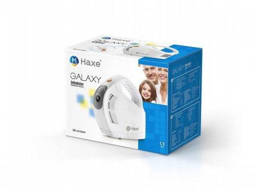 Niedrogi inhalator - urządzenie do inhalacji (Haxe Galaxy)